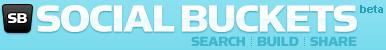Social Buckets | Seach, Bulid & Share