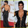 Halle Berry Golden Globes 2011